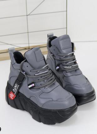 Кроссовки,кроссовки высокая танкетка,кроссовки на высокой танкетке,сникерсы,кроссовки,ботинки,буффало