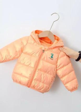 74-80, 80-86, 86-92, 92-98 детская деми куртка на мальчика девочку осіння демі куртка дитяча на дівчинку хлопчика