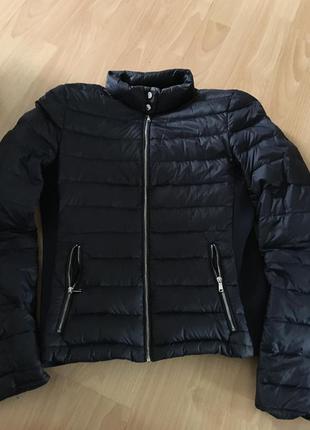 Куртка zara деми