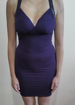 Вечірня жіноча сукня