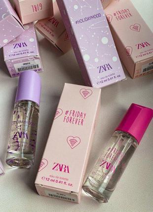Zara оригінальна парфумерія для дівчаток