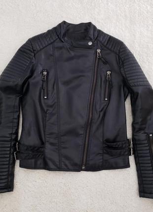 Стильна куртка-косуха, чудова якість
