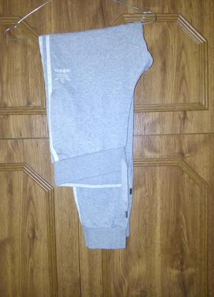 Трикотажные штаны  на манжетах m/l