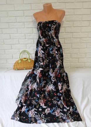 Красивое  платье  от  marks&spencer