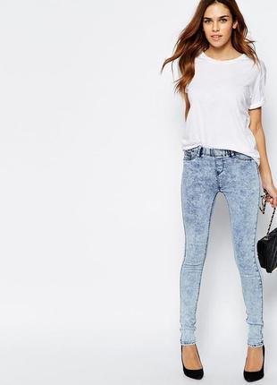 Легендарные джинсы джеггинсы варёнки new look jegging.