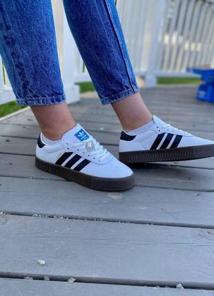 Adidas samba  кроссовки адидас самба наложенный платёж купить