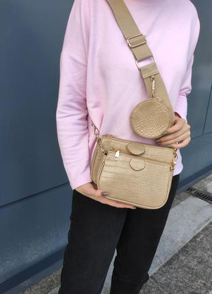 Сумка / мини-сумка / сумка 3в1