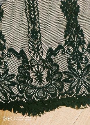 Блузка нежная, кружево