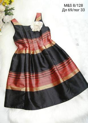 Шикарное платье 👗 атлас