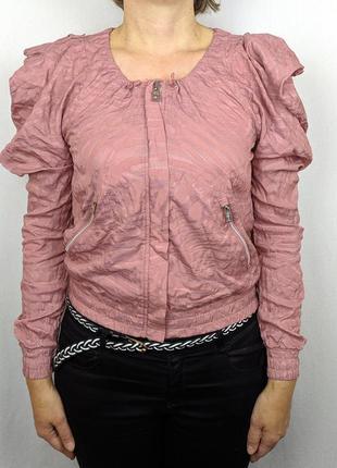 Крутая женская ветровка adidas stella mccartney