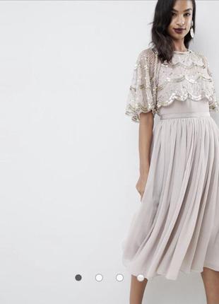 Asos платье