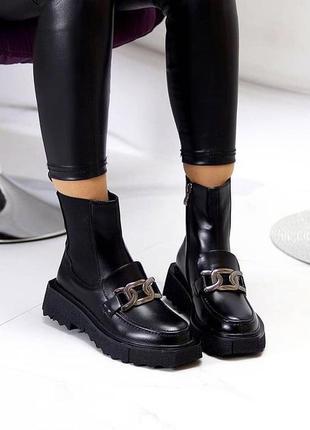 Хит 🔥!! мегакрутые ботиночки с пряжкой 950 грн