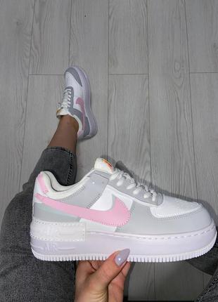 Air force shadow grey pink