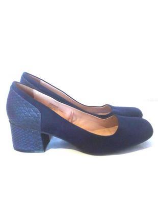 Стильные туфли от бренда george, р.39 код t3971