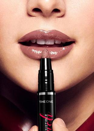 Глянцевая губная помада - кушон the one irresistible touch орифлейм код 38864 соблазнительный тауп