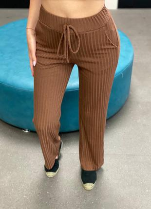 Штаны брюки палаццо