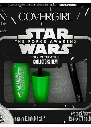 Тушь для ресниц и подводка для глаз covergirl star wars collectors items