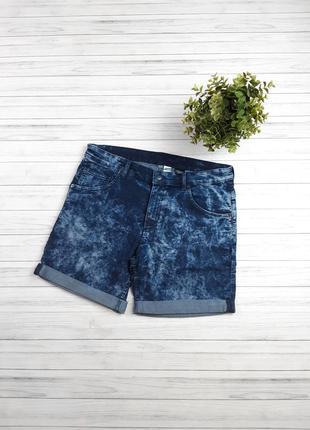 Шорты мужские джинсовые h&m