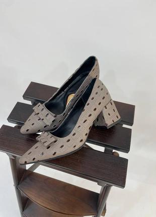 Туфлі шкіряні кожаные туфли