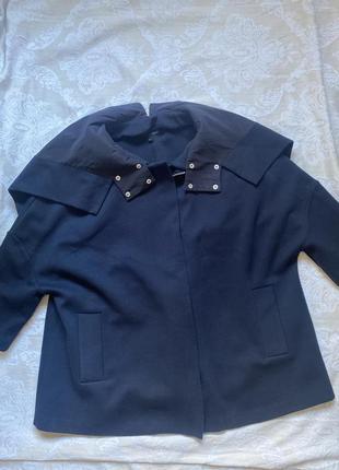Стильная куртка парка из непрена оверсайз cos
