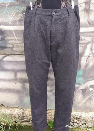 Осенние зимние штаны,шерсть,кашемир