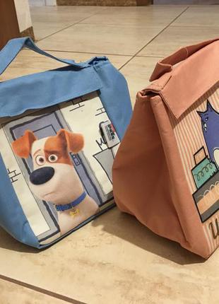 Термо сумка детская