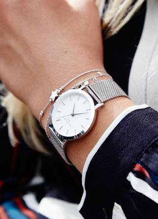 Rosefield/nyc часы унисекс, металл качество luxe