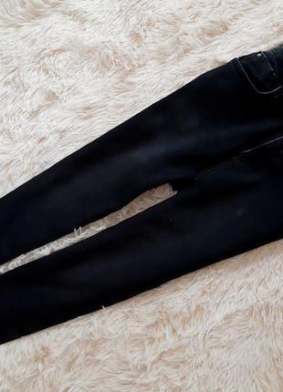 Классные джинсовые шорты с высокой посадкой от river island