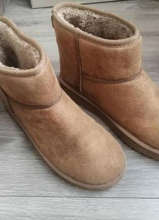 Уггі чолові зимові черевики сапоги