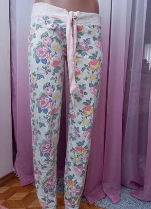 Домашние спортивные штаны
