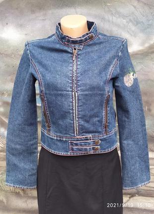 Джинсовая куртка курточка оригинал