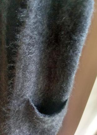 Шикарний, нарядний кардіган,жилет m 82%-mohair