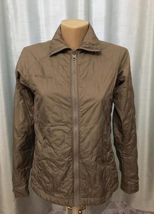 Легкая куртка ветровка columbia р.хs-s