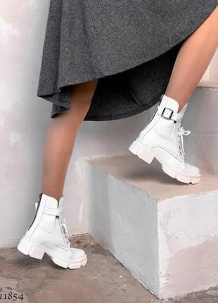 Р. 36-41 кожаные ботиночки