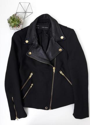 Стильная косуха кожанка куртка кожа