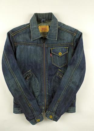Женская куртка джинсовка levis