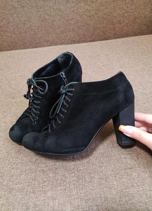 Замш , шкіра черевики , туфлі , ботільйони