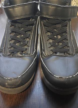 Фирменные ботинки h&m
