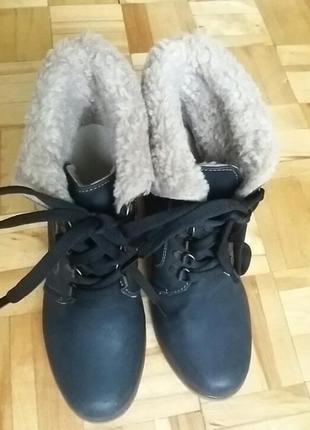 Ботинки, полусаподки