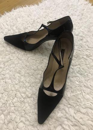 Moreschi италия 🇮🇹 итальянские туфли босоножки с острым носком кожаные натуральные кожа лаковая лаковые замша замшевые