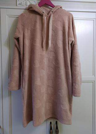 Халат -туника -платье