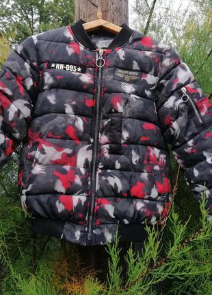 Бомбер/ куртка