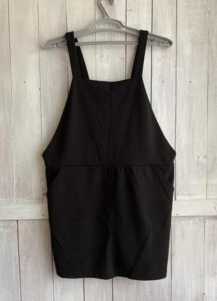 Платье / комбинезон new look / длина мини/ офисное