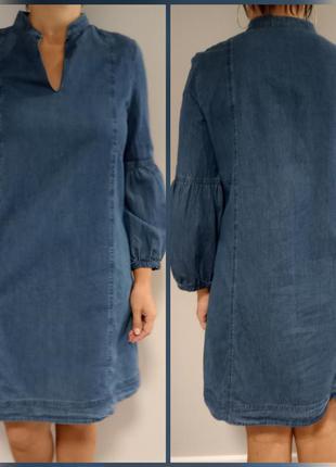 Джинсовое платье jake's