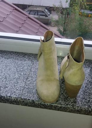 Интересные ботинки