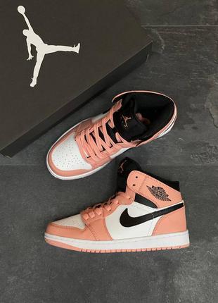Nike air jordan кроссовки на осень