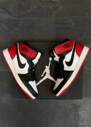 Nike air jordan 1 кроссовки женские