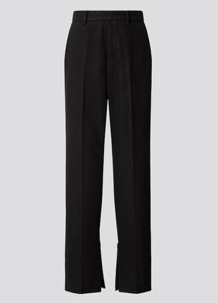Uniqlo jil sander  дизайнерские брюки