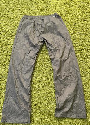 Водонепроницаемые штаны дождевики peter storm размерxl