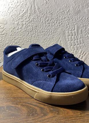 H&m premium quality замшевые кроссовки